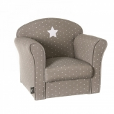 Fauteuil Ster Taupe
