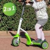 Scooter Junior 2-in-1